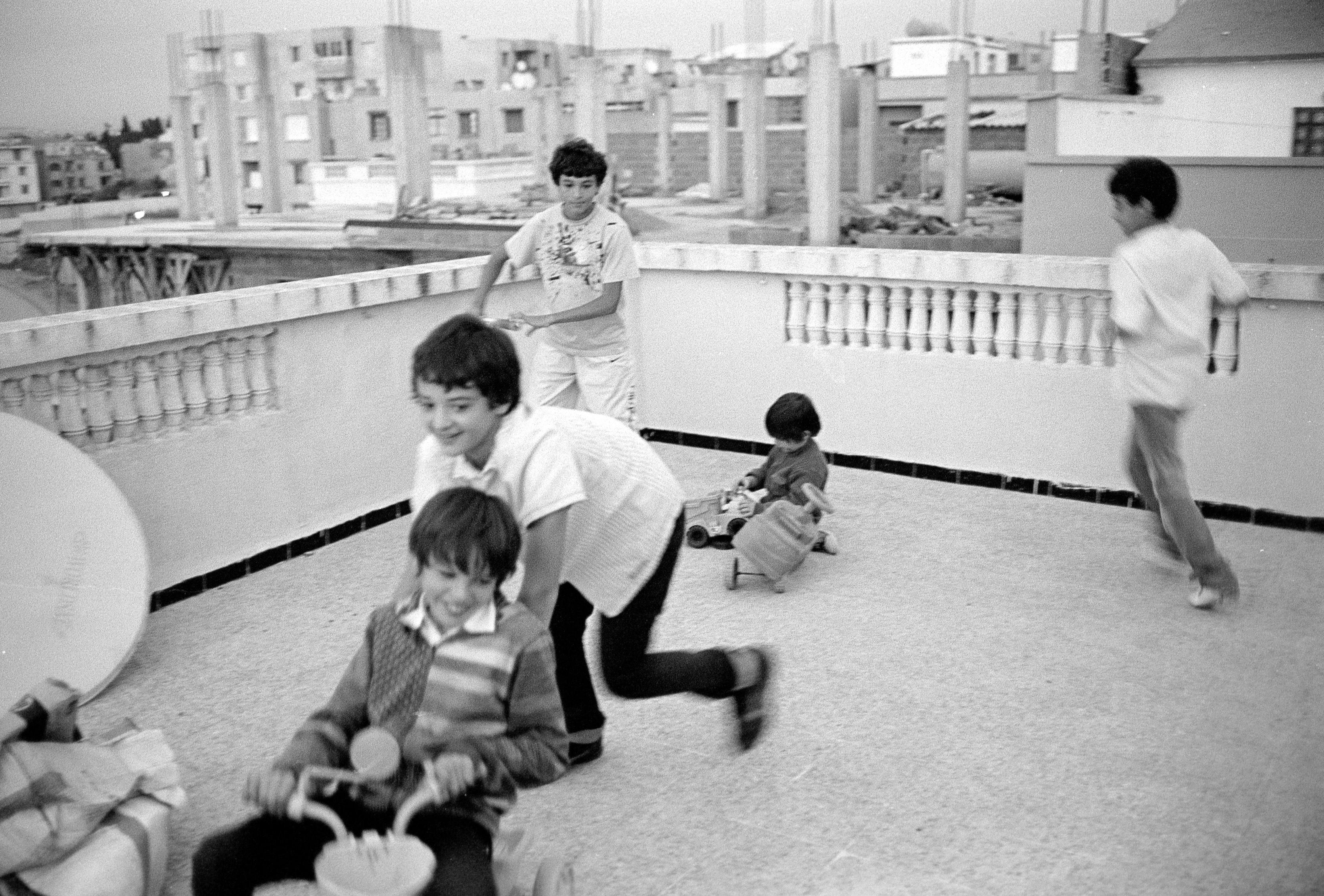 Alger, ville intime et espace urbain